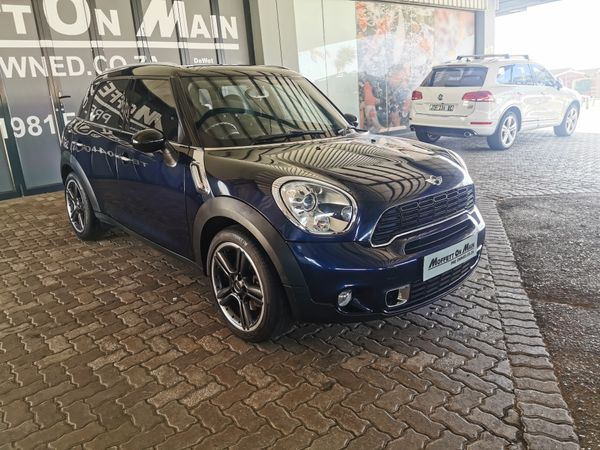 2012 MINI Cooper S S Countryman  Eastern Cape Port Elizabeth_0