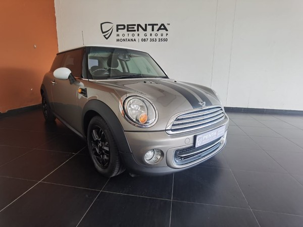 2011 MINI Hatch Cooper Gauteng Pretoria_0