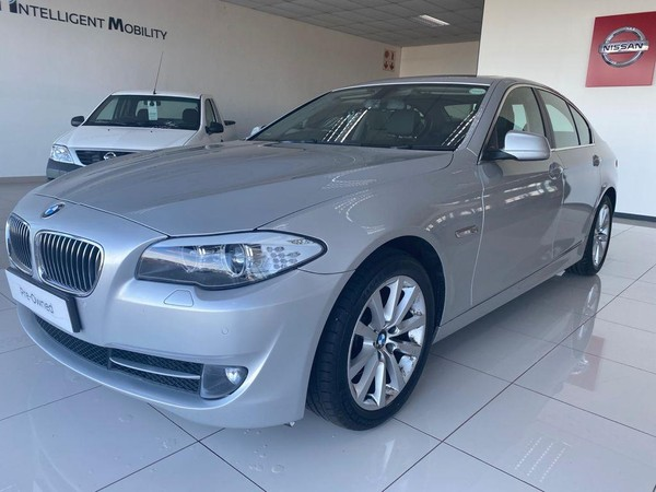 2013 BMW 5 Series 520i At f10  Eastern Cape Humansdorp_0