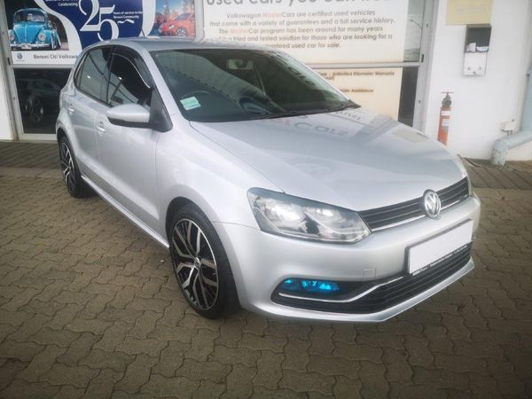 2014 Volkswagen Polo GP 1.2 TSI Comfortline 66KW Gauteng Johannesburg_0