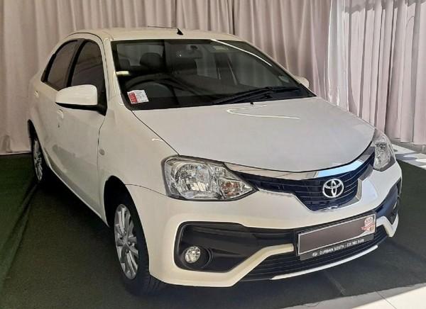 2019 Toyota Etios 1.5 Xs  Kwazulu Natal Amanzimtoti_0