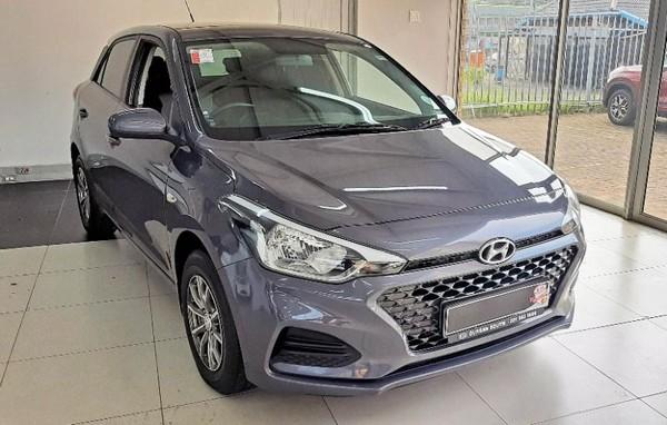 2019 Hyundai i20 1.2 Motion Kwazulu Natal Amanzimtoti_0