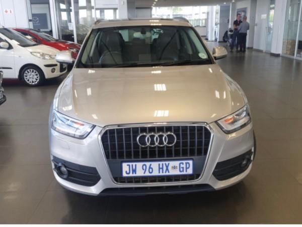 2012 Audi Q3 2.0 Tdi 103kw  Gauteng Pretoria_0
