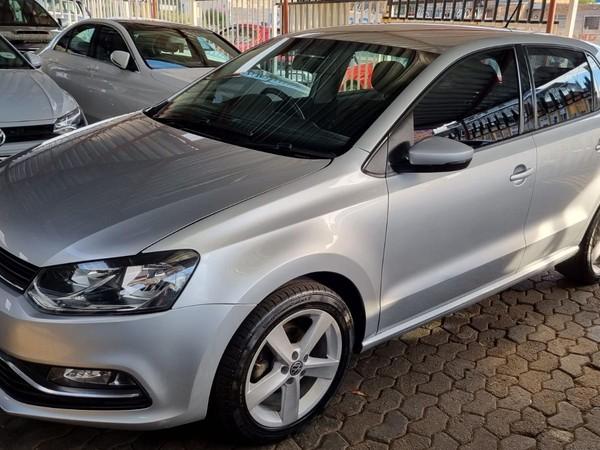 2015 Volkswagen Polo 1.2 TSI Trendline 66kW Gauteng Jeppestown_0