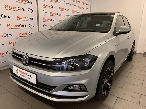 2021 Volkswagen Polo 1.0 TSI Comfortline Gauteng Sandton_0