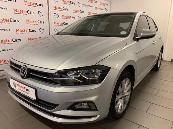 2021 Volkswagen Polo 1.0 TSI Highline DSG 85kW Gauteng Sandton_0