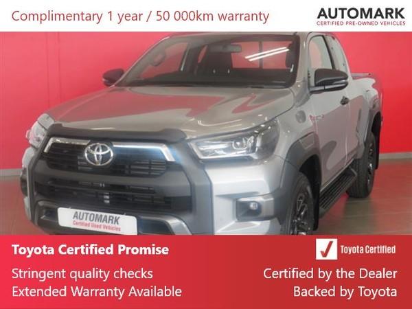 2021 Toyota Hilux 2.8 GD-6 RB Legend Auto PU ECab Limpopo Polokwane_0