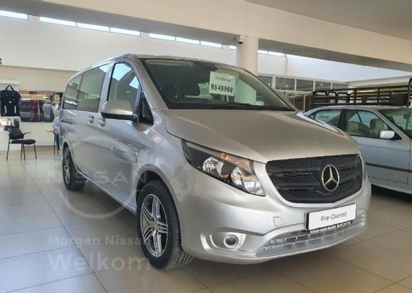 2019 Mercedes-Benz Vito 116 2.2 CDI Tourer Pro Auto Free State Welkom_0
