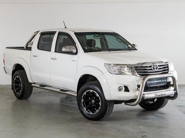 2014 Toyota Hilux 4.0 V6 Raider Rb At Pu Dc  Gauteng Pretoria_0