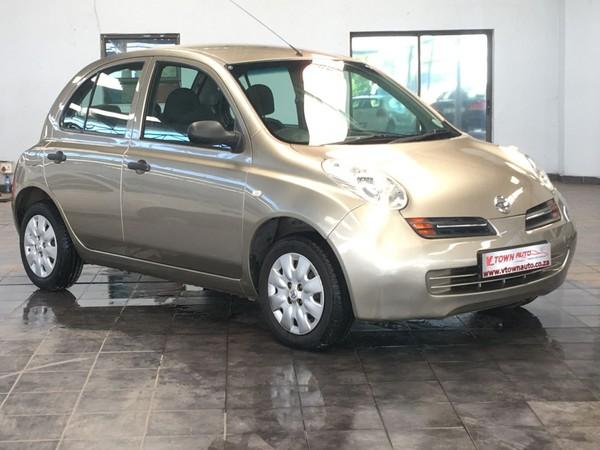 2005 Nissan Micra 1.4 Comfort d60  Gauteng Vereeniging_0