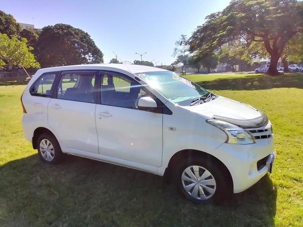2015 Toyota Avanza 1.3 Sx  Kwazulu Natal Durban_0