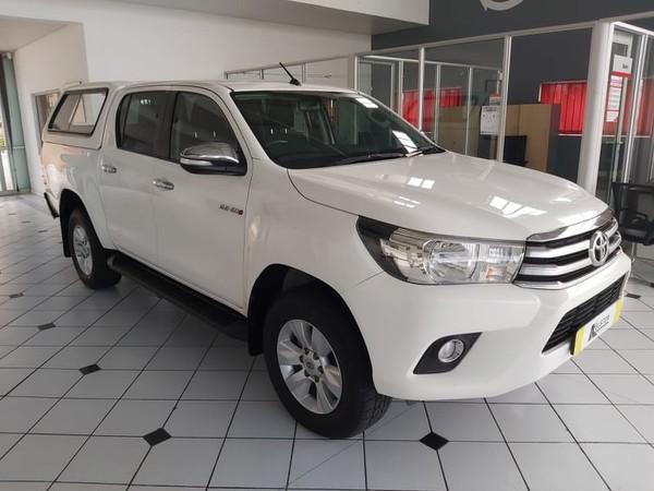 2017 Toyota Hilux 2.8 GD-6 Raider 4x4 Double Cab Bakkie Eastern Cape Port Elizabeth_0