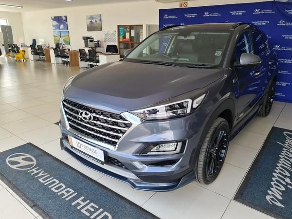2021 Hyundai Tucson 2.0 CRDi Sport Auto Gauteng Nigel_0