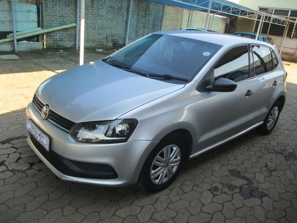 2014 Volkswagen Polo 1.2 TSI Trendline 66KW Gauteng Kempton Park_0