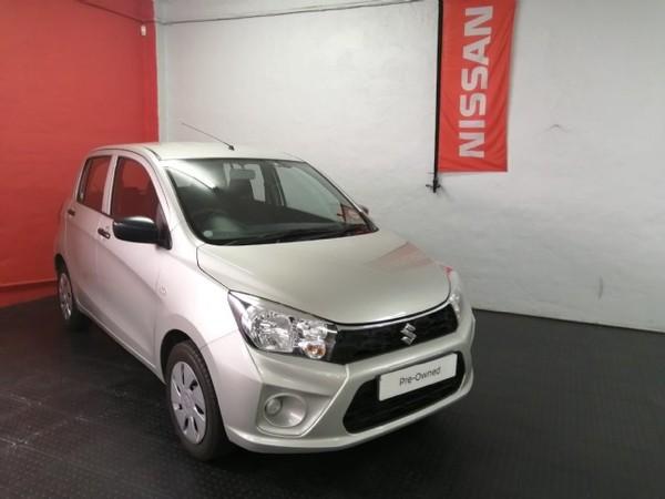 2019 Suzuki Celerio 1.0 GA Gauteng Sandton_0