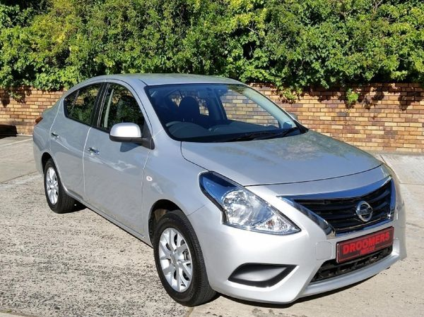 2017 Nissan Almera 1.5 Acenta Auto Western Cape Paarl_0