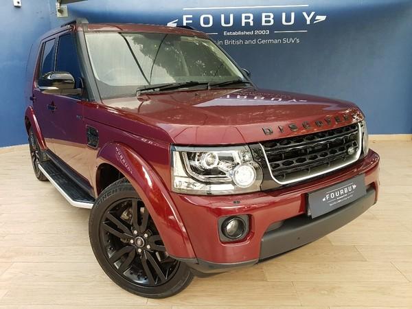 2016 Land Rover Discovery 4 3.0 Sdv6 Se  Gauteng Four Ways_0