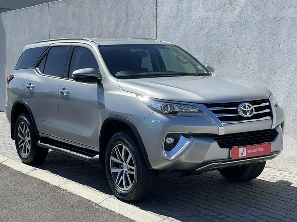 2020 Toyota Fortuner 2.8GD-6 RB Auto Western Cape Table View_0