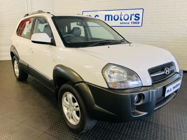 2008 Hyundai Tucson 2.0 GLS Manual Western Cape Cape Town_0
