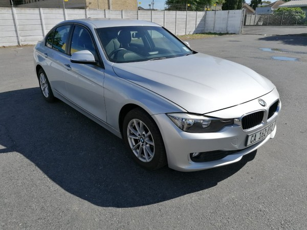 2013 BMW 3 Series 316i Auto Western Cape Bellville_0