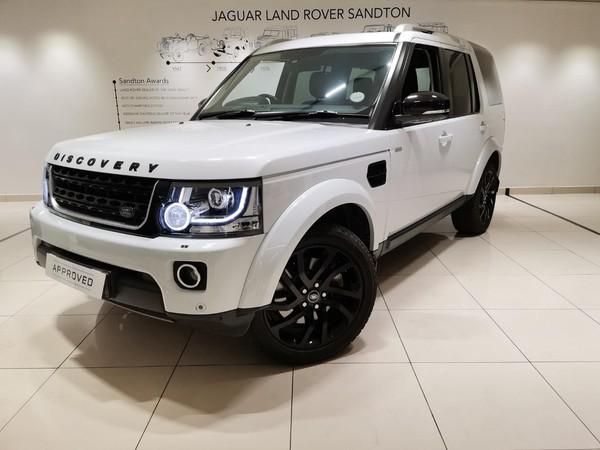 2016 Land Rover Discovery 4 3.0 Tdv6 Hse  Gauteng Rivonia_0