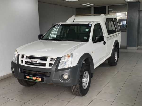 2012 Isuzu KB Series Kb240i Le Ac Pu Sc  Gauteng Pretoria West_0