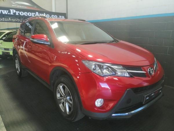 2015 Toyota RAV4 2.0 GX Auto Western Cape Cape Town_0