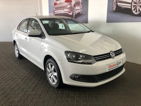2015 Volkswagen Polo 1.6 Comfortline Tip  Gauteng Edenvale_0