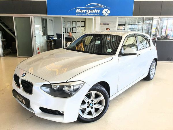 2013 BMW 1 Series 116i 5dr At f20  Western Cape Goodwood_0