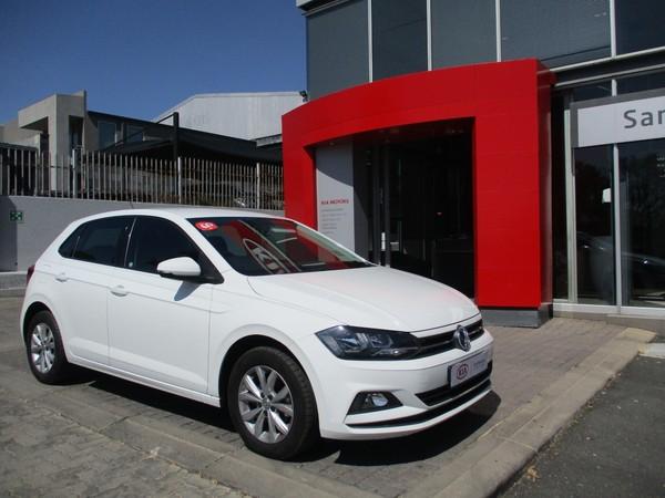 2020 Volkswagen Polo 1.0 TSI Comfortline DSG Gauteng Sandton_0