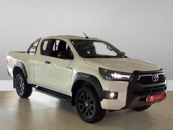 2020 Toyota Hilux 2.8 GD-6 Raised Body Legend Extended Cab Gauteng Sandton_0