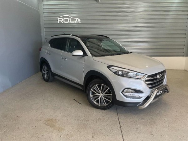 2016 Hyundai Tucson 2.0 CRDi ELITE AT Western Cape Somerset West_0