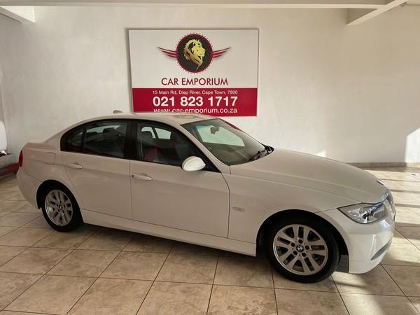 2007 BMW 3 Series 320i Auto Western Cape Diep River_0