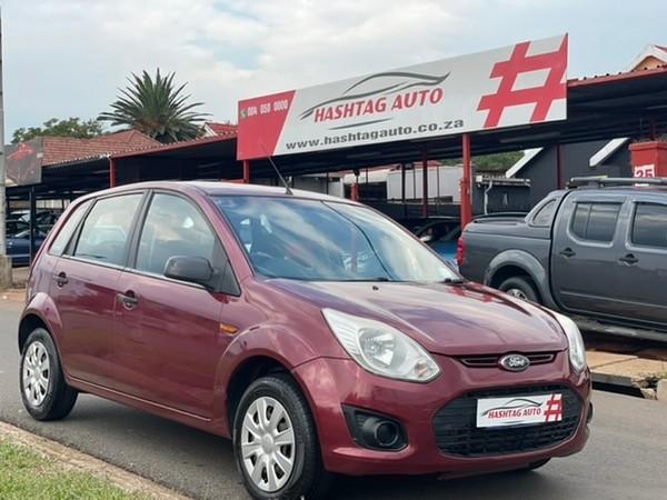 2014 Ford Figo 1.4 Ambiente  Gauteng Kempton Park_0