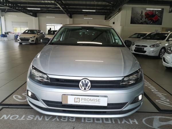 2018 Volkswagen Polo 1.0 TSI Trendline Gauteng Sandton_0