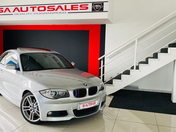 2009 BMW 1 Series 120d Coupe Sport At  Kwazulu Natal Pinetown_0