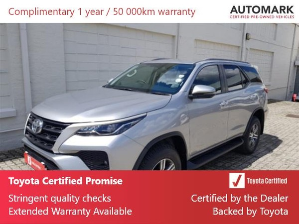 2021 Toyota Fortuner 2.4GD-6 RB Free State Kroonstad_0