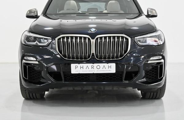 2019 BMW X5 M50d Gauteng Sandton_0