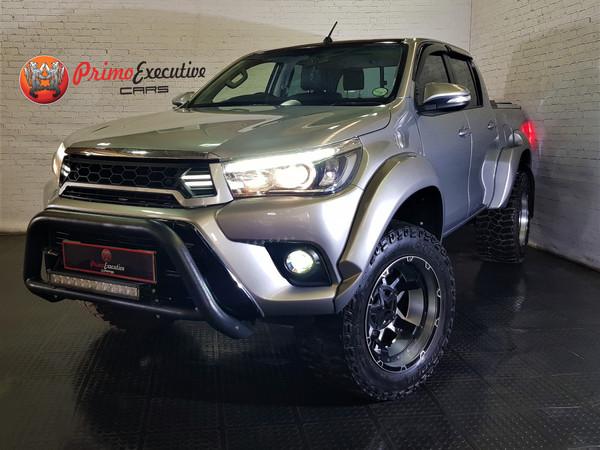 2017 Toyota Hilux 2.8 GD-6 Raider 4X4 Double Cab Bakkie Auto Gauteng Edenvale_0