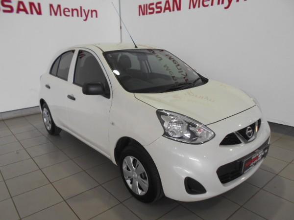 2020 Nissan Micra 1.2 Active Visia Gauteng Pretoria_0