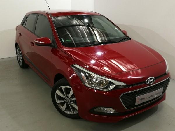 2016 Hyundai i20 1.4 Fluid Auto Western Cape Cape Town_0