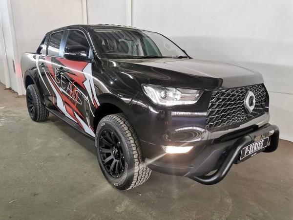 2021 GWM P-Series CV 2.0TD DLX Double Cab Bakkie Gauteng Pretoria_0