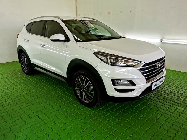2021 Hyundai Tucson 2.0 Executive Auto Mpumalanga Nelspruit_0