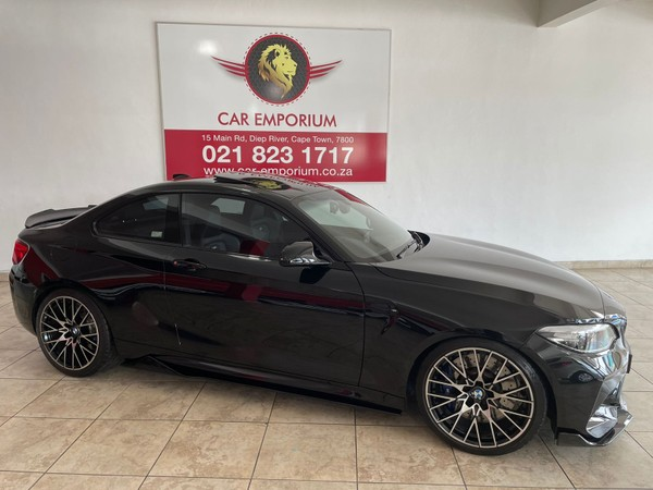 2018 BMW M2 Coupe M-DCT Competition F87 Western Cape Diep River_0