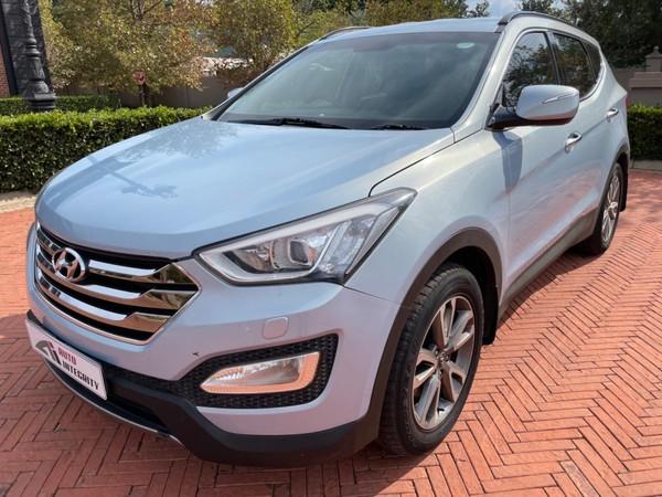 2013 Hyundai Santa Fe 2.2 Crdi At 4x4  Gauteng Pretoria_0