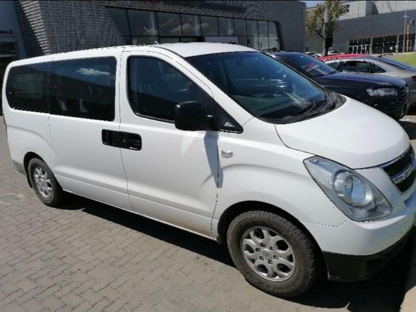2014 Hyundai H-1 2.5 Crdi Multicab At 6 Seat  Gauteng Pretoria_0