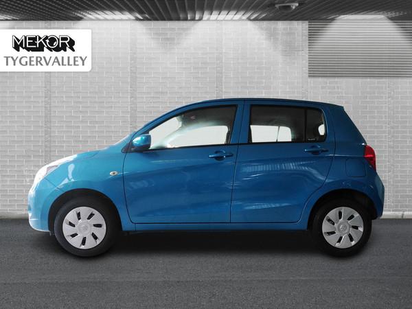 2015 Suzuki Celerio 1.0 GL Western Cape Tygervalley_0