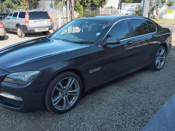 2013 BMW 7 Series 740i M Sport f01  Gauteng Randburg_0