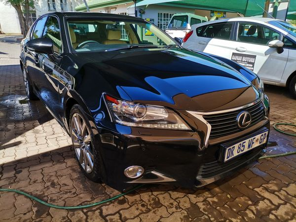 2013 Lexus GS 350 Ex At  Gauteng Pretoria_0