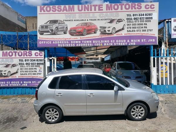 2007 Volkswagen Polo 1.6 Comfortline At  Gauteng Johannesburg_0